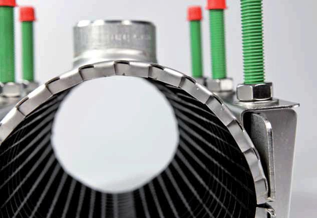 Rohrverbindungen:  Reparaturschellen, Rohrkupplungen von Leschhorn Arpol und Norma