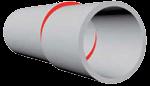 Rohrverbindungen für Rohre mit Achsversatz