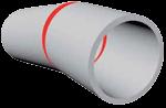 Rohrverbindungen für Rohre mit Auswinkelung